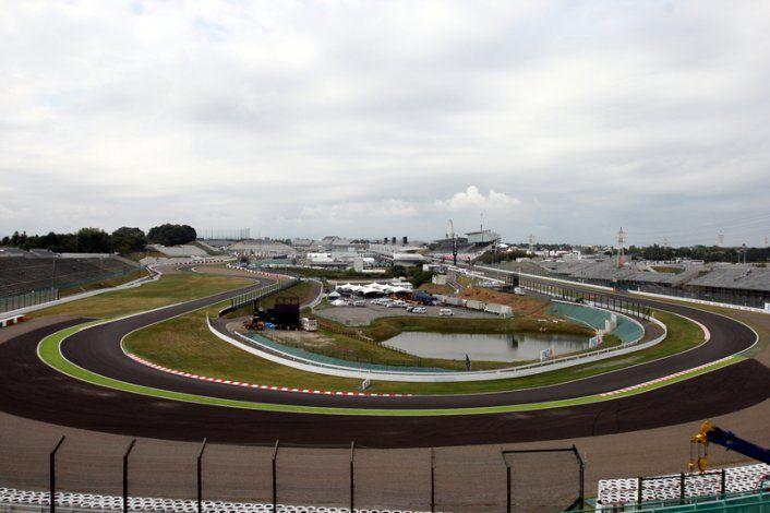 Podría alterarse el cronograma de la Fórmula 1 por el tifón Hagibis