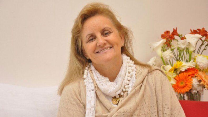 La directora del Arte de Vivir llega a Neuquén