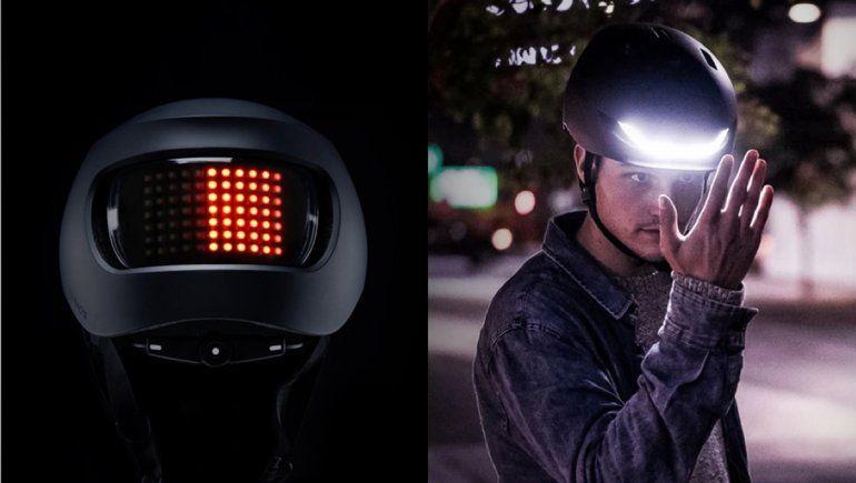 Lumos Matrix, el casco inteligente de Apple