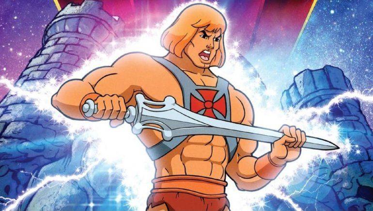 Sony lanzaría una película live action de He-Man en Netflix