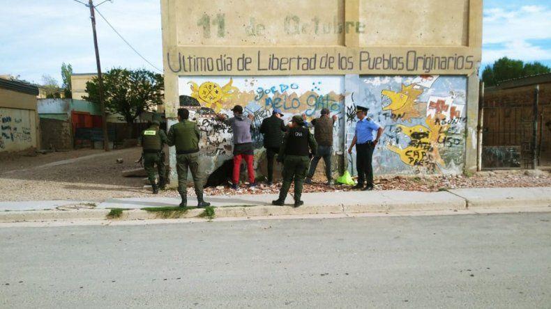 Crimen de Luciano: Gendarmería ya patrulla la comarca