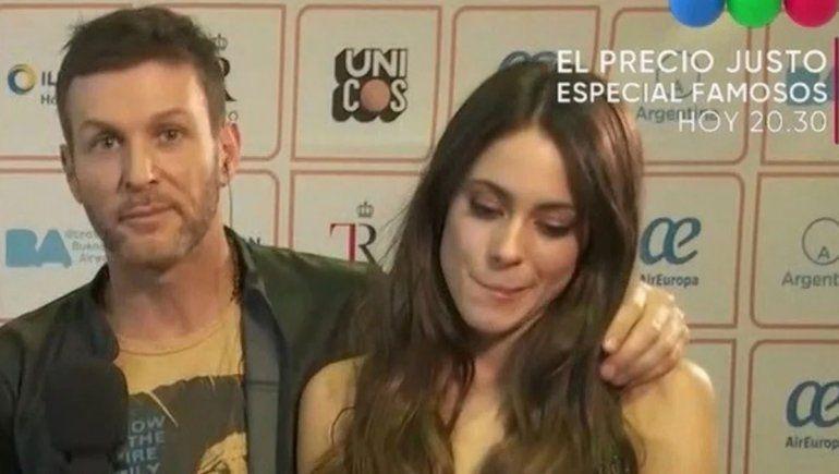 Axel reveló que lloró por el polémico video con Tini