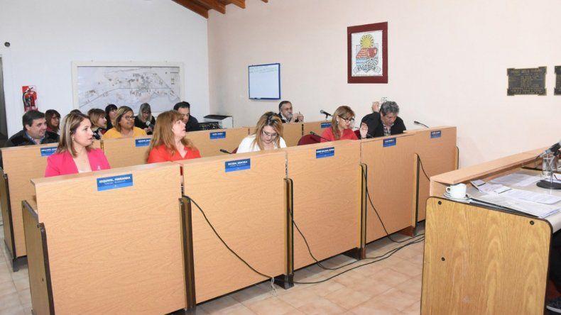En medio de la polémica, el Concejo Deliberante declaró de interés la llegada de Gendarmería a Plottier