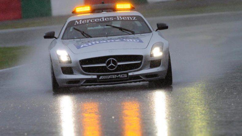 La Fórmula 1 cancela la actividad del sábado por el tifón Hagibis