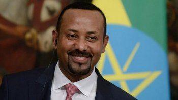 premio nobel de la paz fue para el primer ministro de etiopia