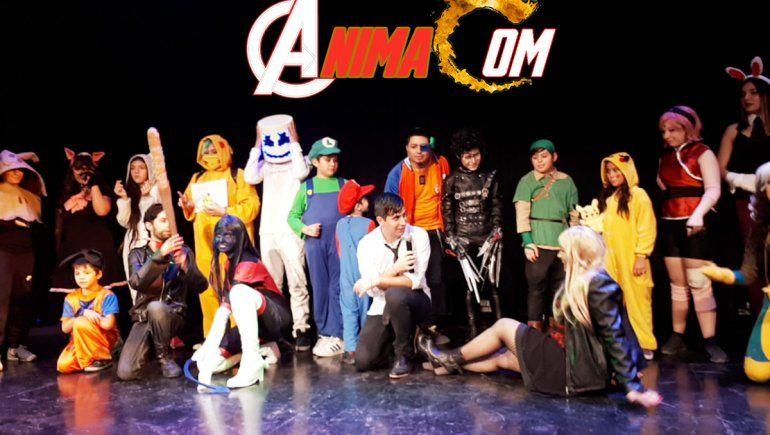 Se viene la tercera edición de la clásica AnimaCom