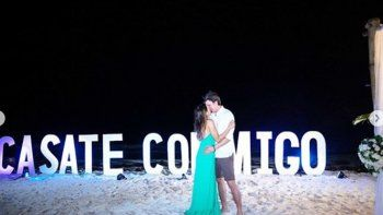 pampita anuncio que se casa el mes que viene