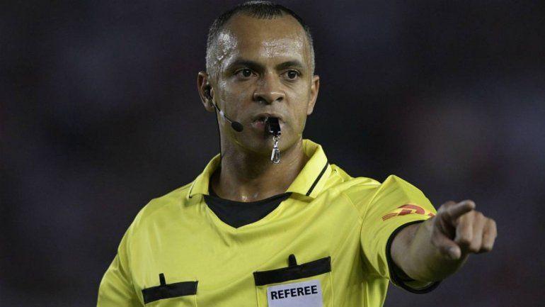 Sampaio será el árbitro pero todos miran hacia el VAR