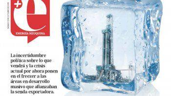 la era del hielo en el shale