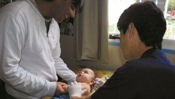 vigilancia y prevencion contra el sarampion en provincia de rio negro