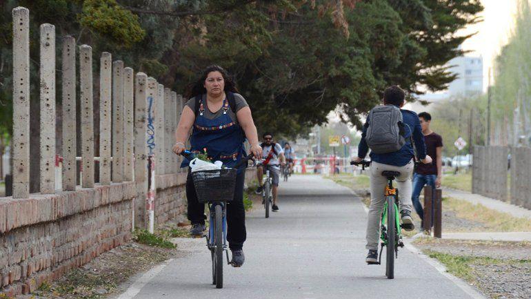 Creció un 50% el uso de la bicicleta como transporte