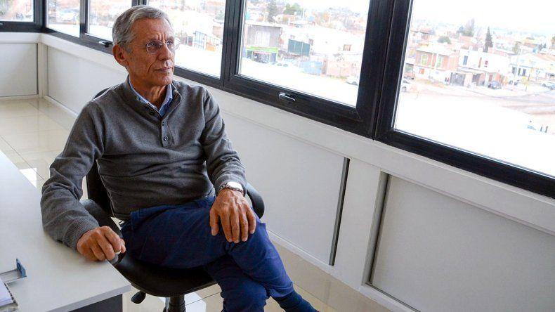 Pechi, un intendente que persiguió el sueño de Bouquet Roldán y Talero