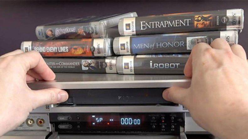 Cómo pasar las cintas de VHS a copias digitales