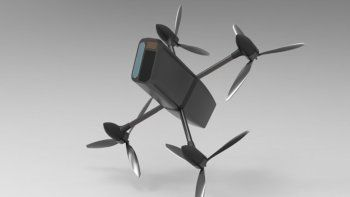 crearon un drone asesino de drones