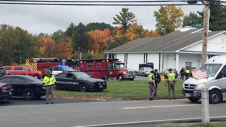 Más tiros en EE.UU.: balacera en iglesia deja 4 heridos