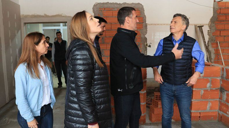 Macri apuntó a sus logros y  al narcotráfico