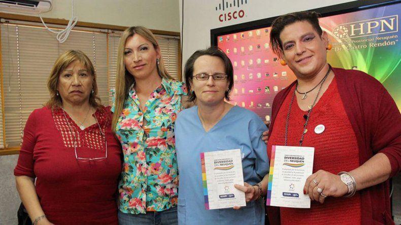 Capacitan a equipos de salud para la atención inclusiva