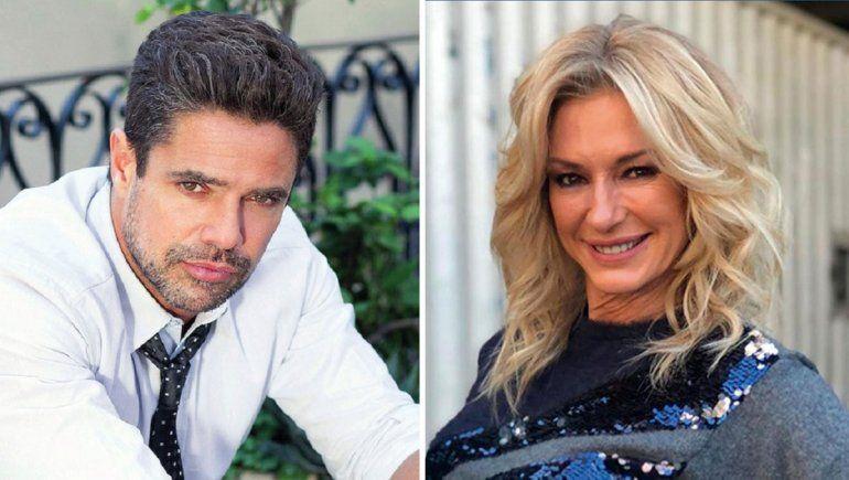 Luciano Castro dijo que la está pasando mal por sus fotos y Yanina lo ninguneó