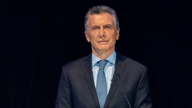 Macri prometió internet para todos los argentinos