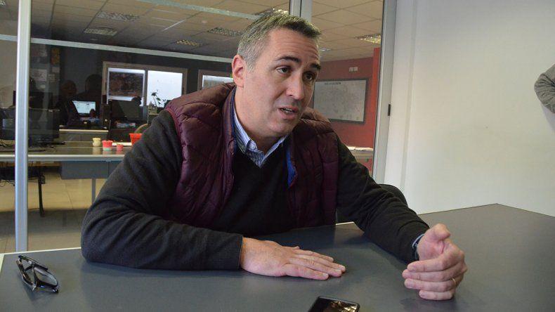 Francisco Sánchez: La discusión del 27 en Neuquén y en el país  es entre dos modelos