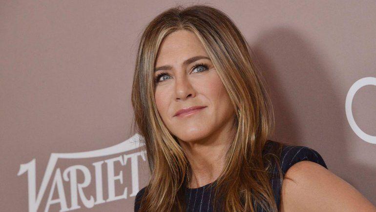 Jennifer Aniston le cerró las puertas a la vuelta de Friends al cine