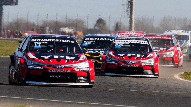 Rossi y Toyota encaran con expectativas la definición del Súper TC2000