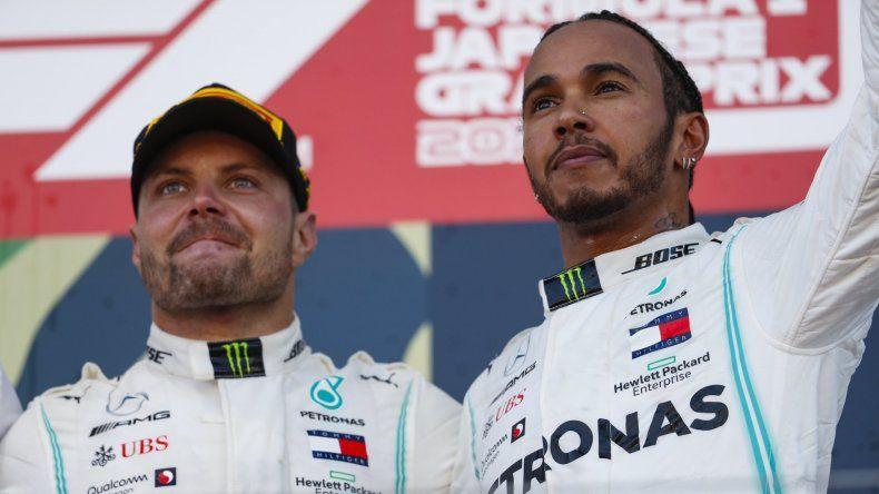 Hamilton puede consagrarse de manera anticipada en México