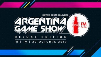 se viene argentina game show coca-cola for me 2019