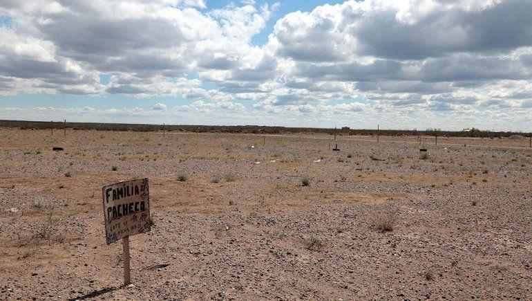 En Centenario, las tierras fiscales ya no son tan baratas