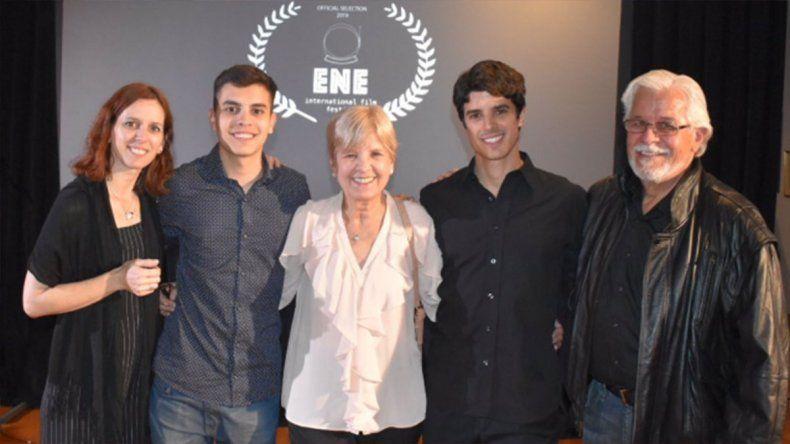 El cine independiente neuquino fue premiado en Estados Unidos