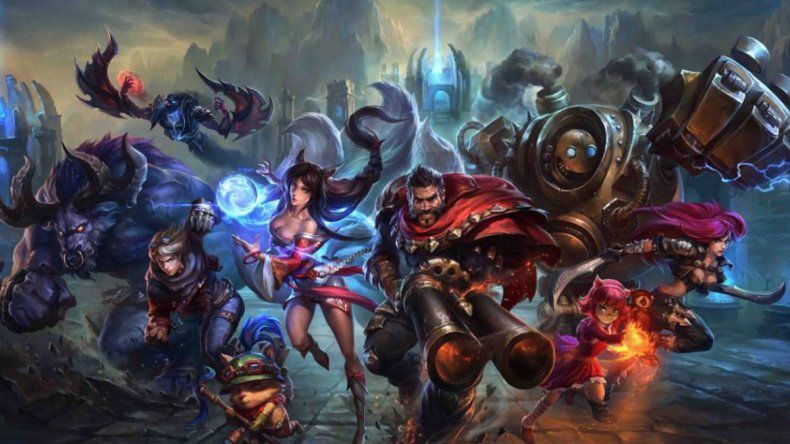League of Legends estará disponible para celulares y consolas