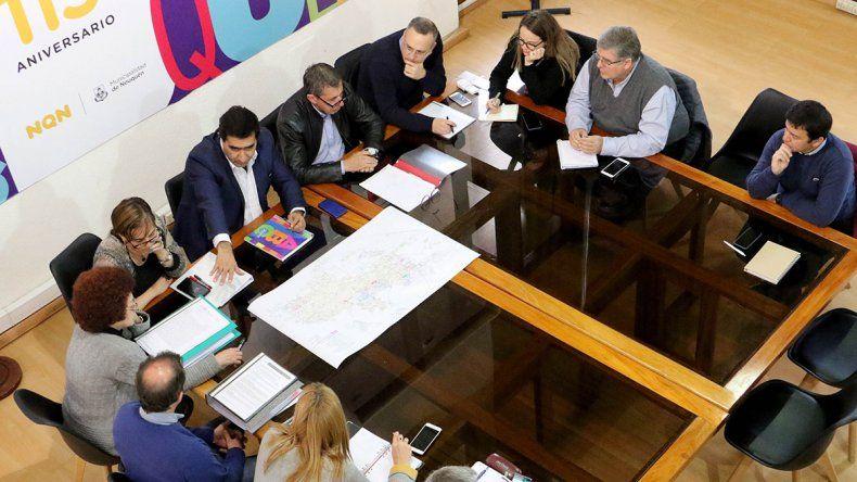 La Muni entregó información sobre contratos y obras