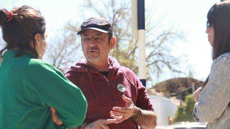 Godoy busca sumar el voto joven en el norte neuquino