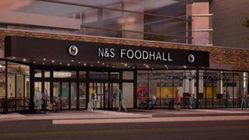 llega a neuquen n&s, el primer food hall de la patagonia