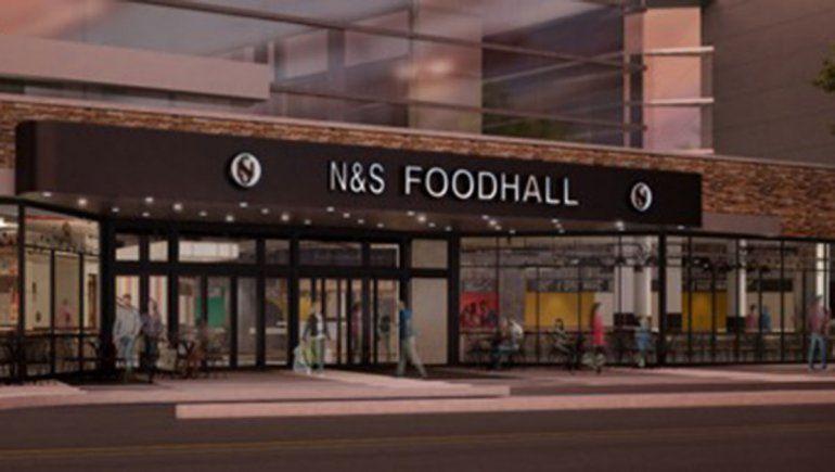 Llega a Neuquén N&S, el primer Food Hall de la patagonia