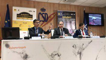 el rally de espana no se suspende por crisis catalana