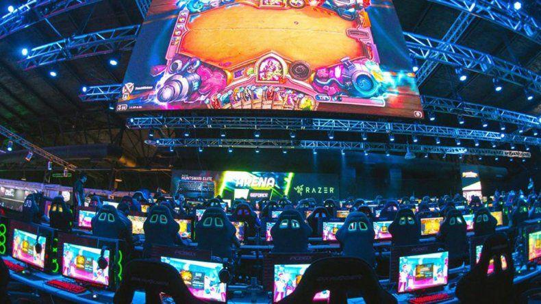 En Buenos Aires, arranca Argentina Game Show