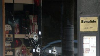 un ladron murio tras intentar asaltar una confiteria