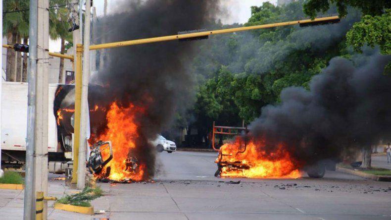México: batalla campal por el hijo del Chapo Guzmán