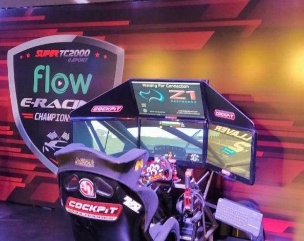 El Súper TC2000 eSport fue lanzado en el Argentina Game Show