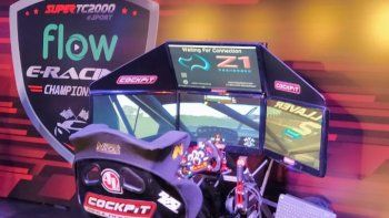 el super tc2000 esport fue lanzado en el argentina game show