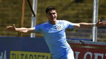 del prete, gol y ascenso a primera en uruguay