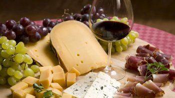 ¿cuando el vino es un buen aperitivo de las comidas?