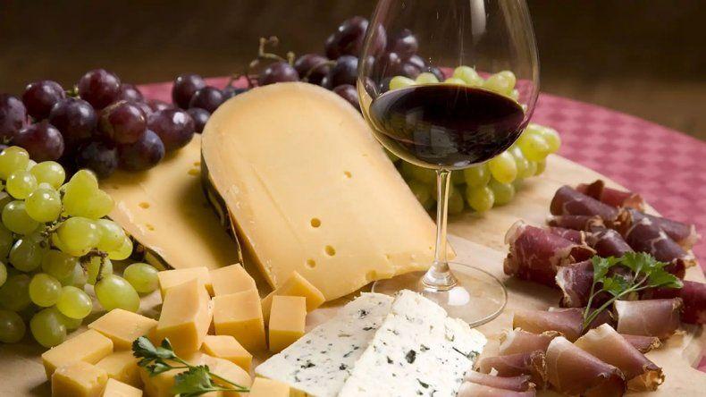 ¿Cuándo el vino es un buen aperitivo de las comidas?