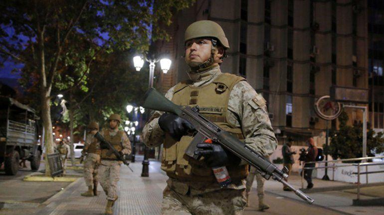 General del Ejército chileno sobre la actuación de la fuerza durante la crisis: Me siento muy orgulloso