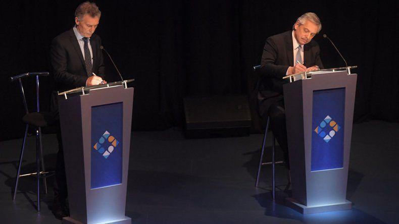 Desocupación y producción: el duro cruce que tuvieron Macri y Fernández