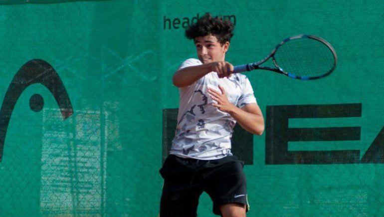 Empieza la Copa Argentina con las estrellas del tenis juvenil