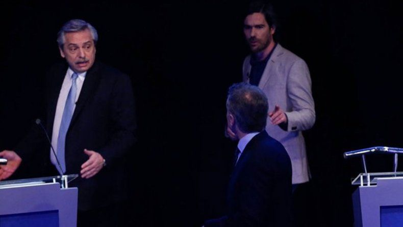 Tenso cruce entre Macri y Fernández luego del debate