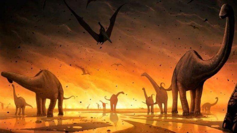 Extinción de dinosaurios: cambió la principal causa