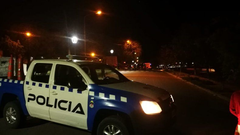 Se entregó el conductor que atropelló y mató a un motociclista en Plaza Huincul